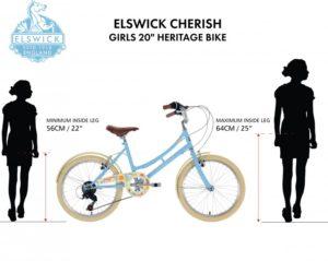 elswick-cherish-girls-20-heritage-bike-816x650